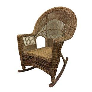 August Grove Camacho Rocking Chair