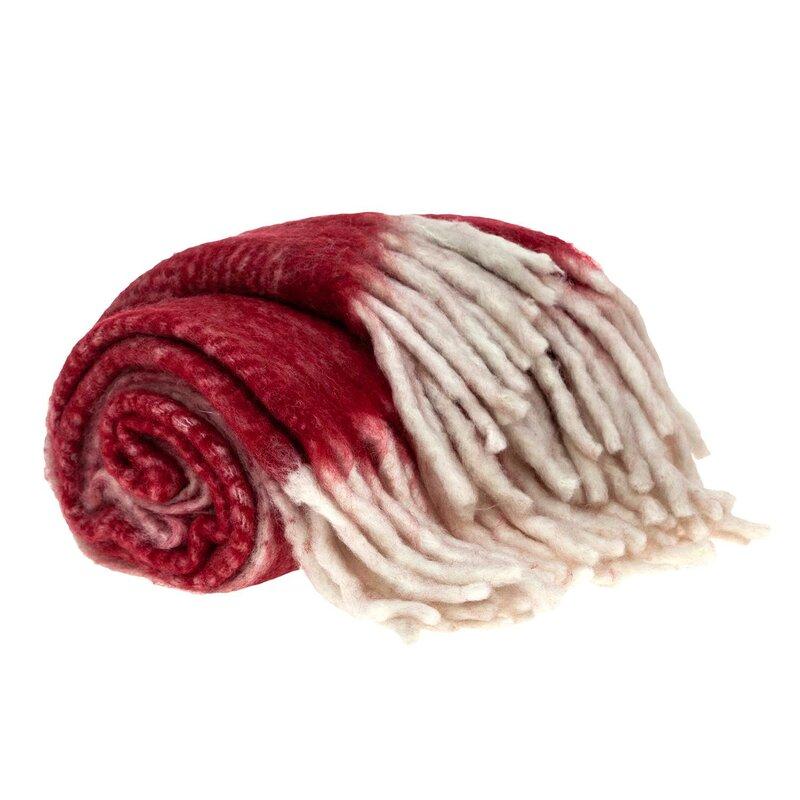 Gracie Oaks Merryn Woven Handloom Throw Wayfair