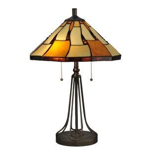Whitman Tiffany 23.5 Table Lamp