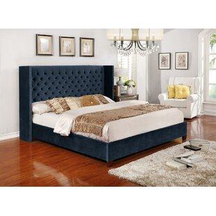 Mercer41 Grijalva Upholstered Panel Bed