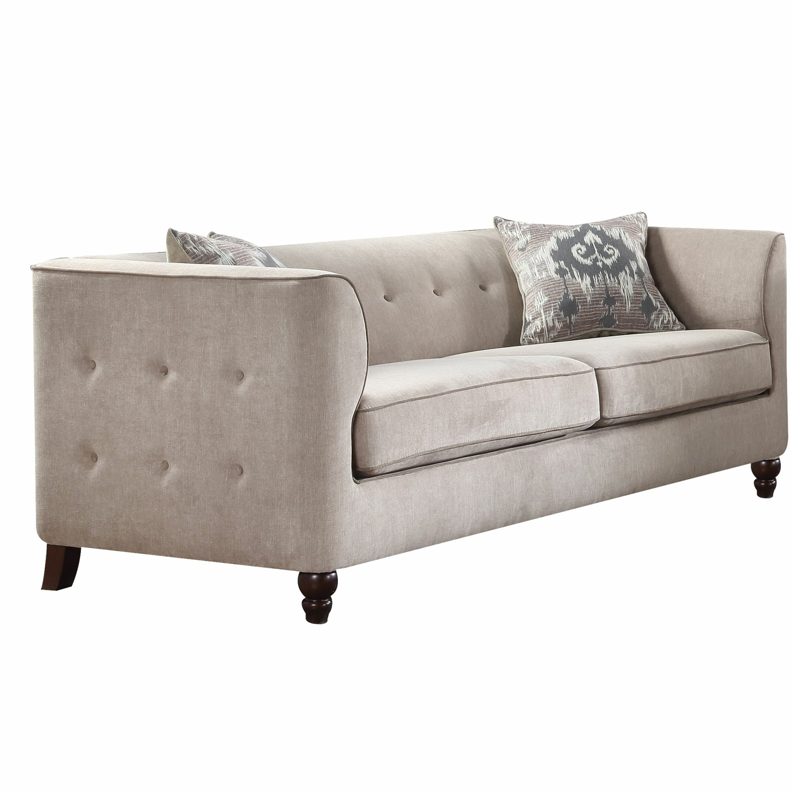 Bungalow Rose Hardee Sofa Wayfair