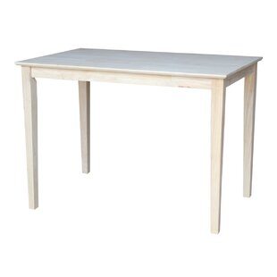 Counter Height Dining Table II by International Concepts Read Reviews