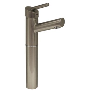 Whitehaus Collection Centurion Single Hole Bathroom Faucet with