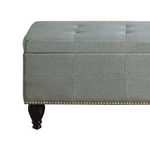 Groovy Darrah Upholstered Storage Bench Inzonedesignstudio Interior Chair Design Inzonedesignstudiocom