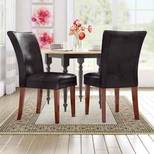 Three Posts Zora Parson Chair (Set of 2)