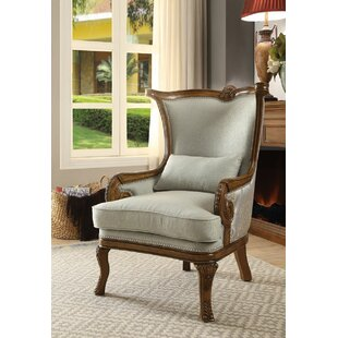 Wilcox Wingback Chair