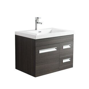 Shop For Pete 30 Wall Mount Single Bathroom Vanity Set ByOrren Ellis