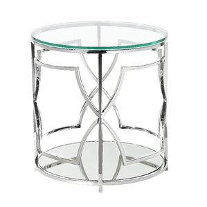 Cormac Round End Table by Mercer41