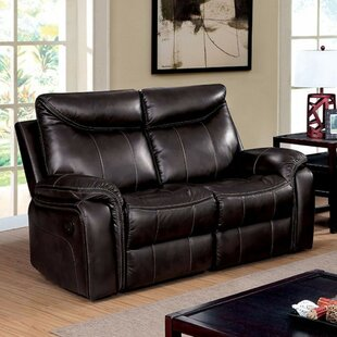 Shop Prange Breathable Reclining Love Seat by Winston Porter