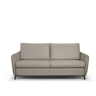 Monreal Leather Sofa Bed