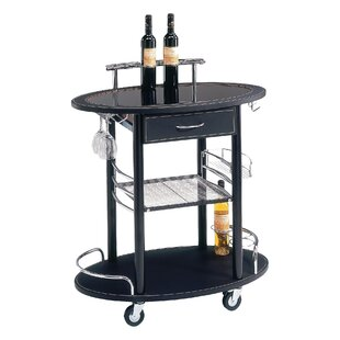 Bar Cart by New Spec Inc