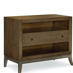 Portfolio Braden Nightstand by Fine Furniture Design
