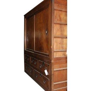 Aala Futon Dansu 5 Drawer Dresser by Bloomsbury Market Best Choices