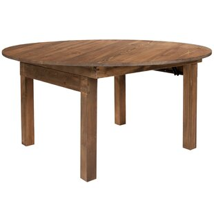 Alistair Solid Wood Dining Table by Millwood Pines