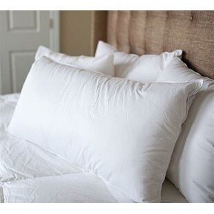 Alwyn Home Batiste Goose Down Standard Pillow