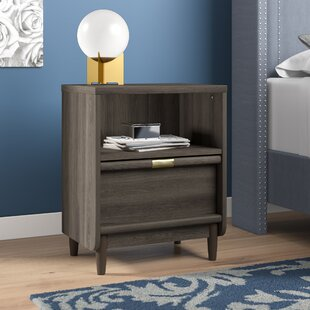 Broadridge 1 Drawer Nightstand