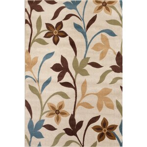 Sharen Cream Area Rug