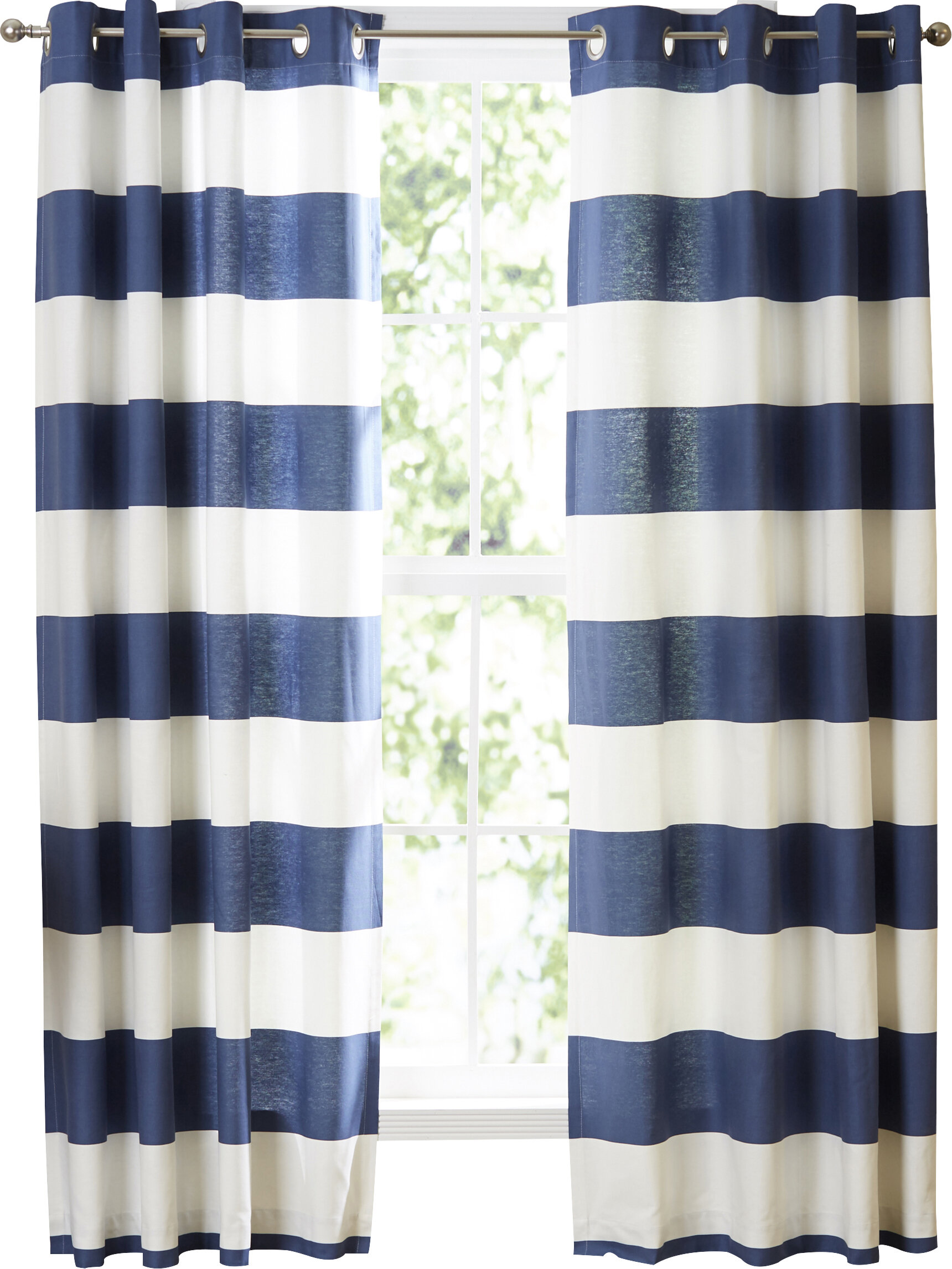 picture nautica print online baby curtains ideas target valances room curtain nautical merge blue great
