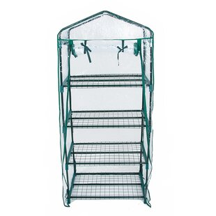 Trademark Innovations 1.5 Ft. W x 0.5 Ft. D Growing Rack