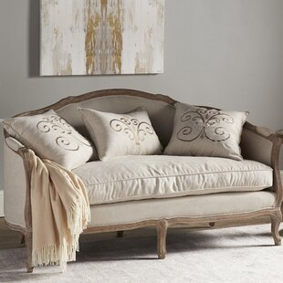 Duffield Settee by Three Posts Discount