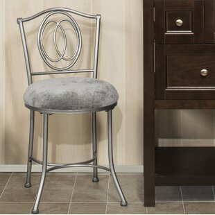 Best Price Jere Vanity Stool By House of Hampton