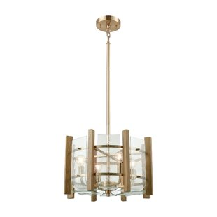 Rosecliff Heights Belaire 4-Light Pendant