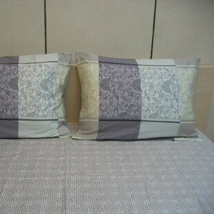 Paisley 200 Thread Count Cotton Flat Sheet Set