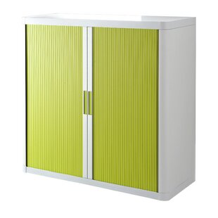 EasyOffice 2 Door Storage Cabinet by Paperflow