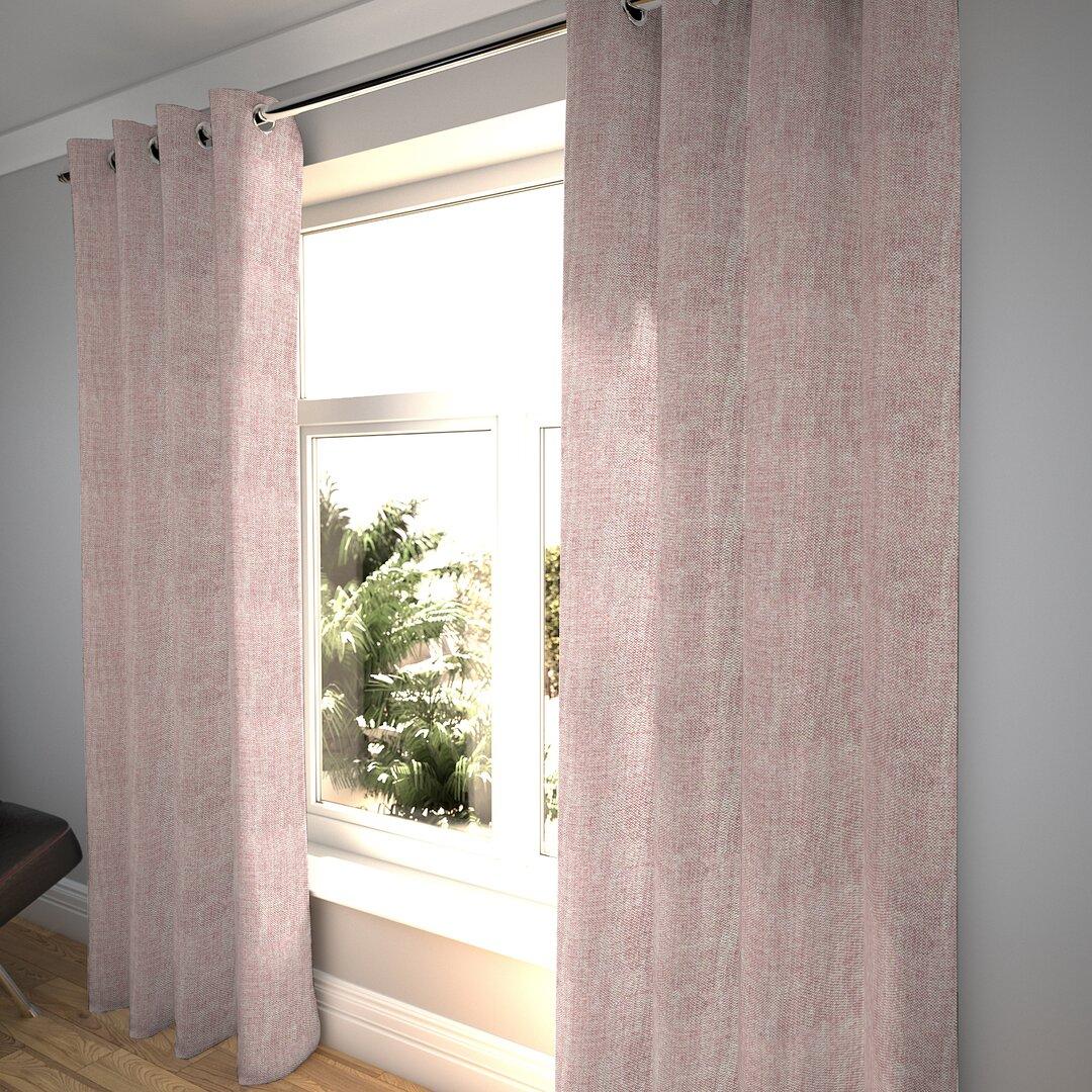 Baford Rhumba Tailored Eyelet Blackout Thermal Curtains