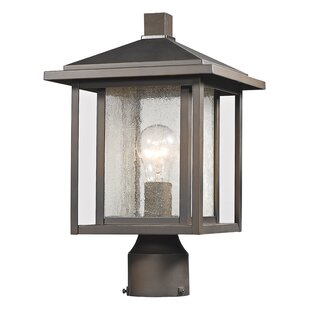 Hungate Outdoor 1-Light Lantern Head