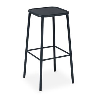 Shel 72cm Bar Stool By Sol 72 Outdoor