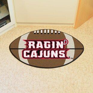 NCAA Louisiana-Lafayette Football Doormat by FANMATS