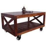 Metson Coffee Table by Millwood Pines