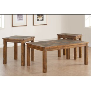 Read Reviews Fraser Coffee Table Set By Loon Peak