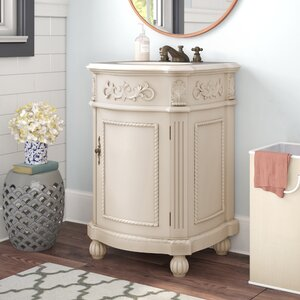 Astoria GrandAmbudkar 24-inch Single Bathroom Vanity Set