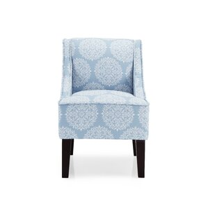 Adams Swoop Slipper Chair by Andover Mills