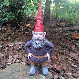 a3d30abb8d8 Merlin the Garden Gnome Statue