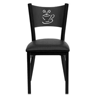 Chafin Solid Back Side Chair Winston Porter