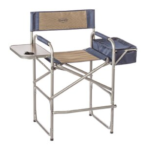 Freeport Park Ancelin High Back Folding Director Chair