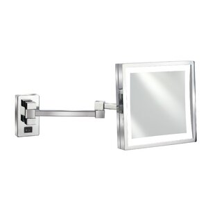 Price Check Magnifying Wall Mirror ByEmpire Industries