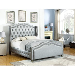 Best Kulikowski Upholstered Panel Bed by House of Hampton Reviews (2019) & Buyer's Guide