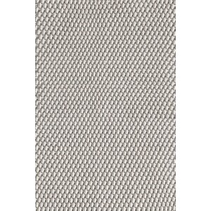 Two-Tone Rope Hand-Woven Platinum/Ivory Indoor/Outdoor Area Rug