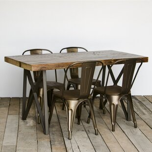 Urban Wood Goods Monarch Dining Table