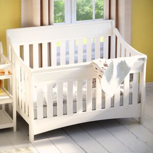 bentley u0027su0027 series 4in1 convertible crib - White Baby Crib