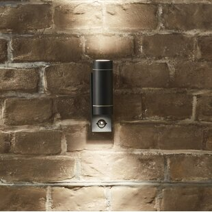 Valera Outdoor Armed Sconce With Motion Sensor Image