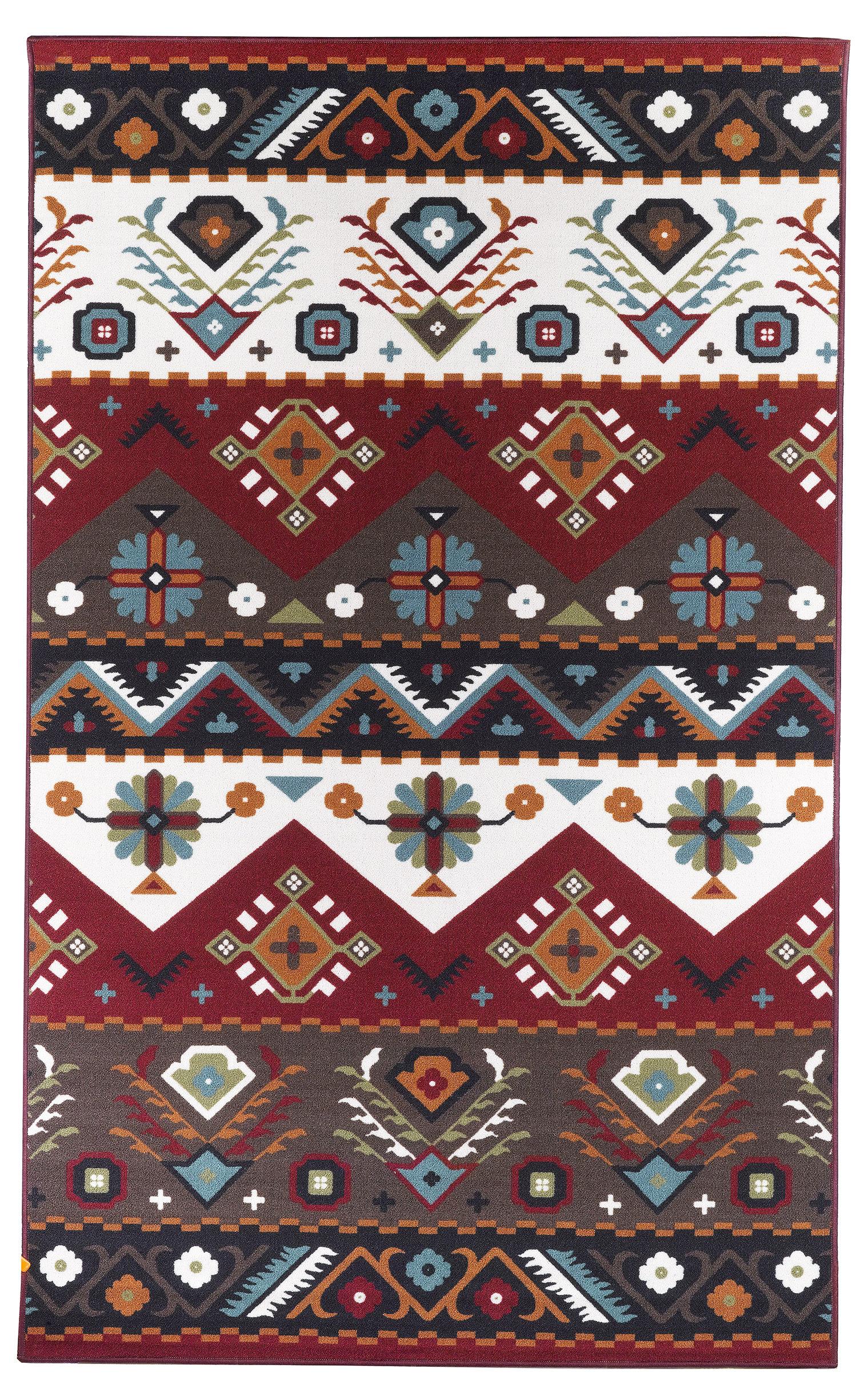 Loon peak moretti southwestern area rug reviews wayfair