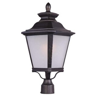 Reviews Sunbury Outdoor 1-Light Lantern Head By Darby Home Co