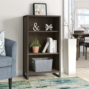 Feder Standard Bookcase by Brayden Studio Best #1