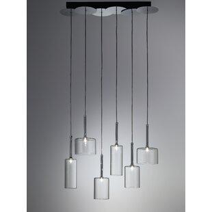 Axo Light Spillray 6-Light Pendant