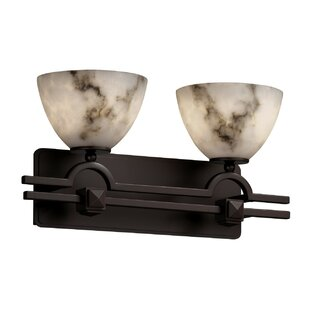 Brayden Studio Jacobo 2 Light Bath Vanity Light
